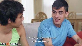 جوردي العربية أنبوب الإباحية في Abdulaporno.com
