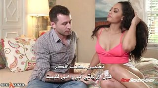 ينيك اخته ليخفف من حزنها على حبيبها   سكس مترجم فيديو عربي