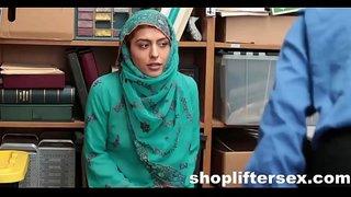 شارطي و سارقة محلات العربية أنبوب الإباحية في Abdulaporno.com
